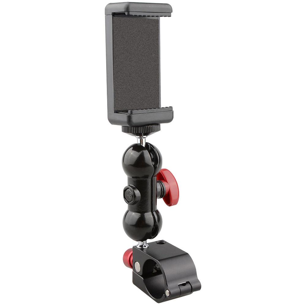 Rod Clamp Holder 1//4 360 Rotating Monitor Mount for DJI Ronin-M Handheld Gimbal