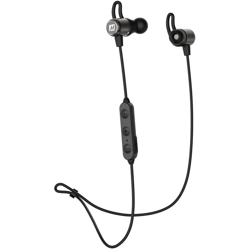MEE audio EarBoost EB1 Adaptive Audio In-Ear Headphones