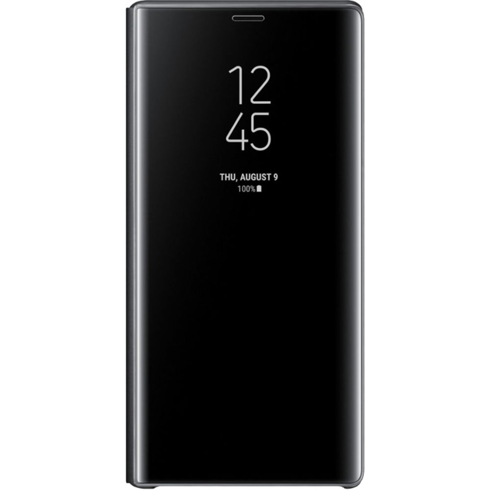 newest 88ac8 69b92 Samsung S-View Case for Galaxy Note9 (Black)