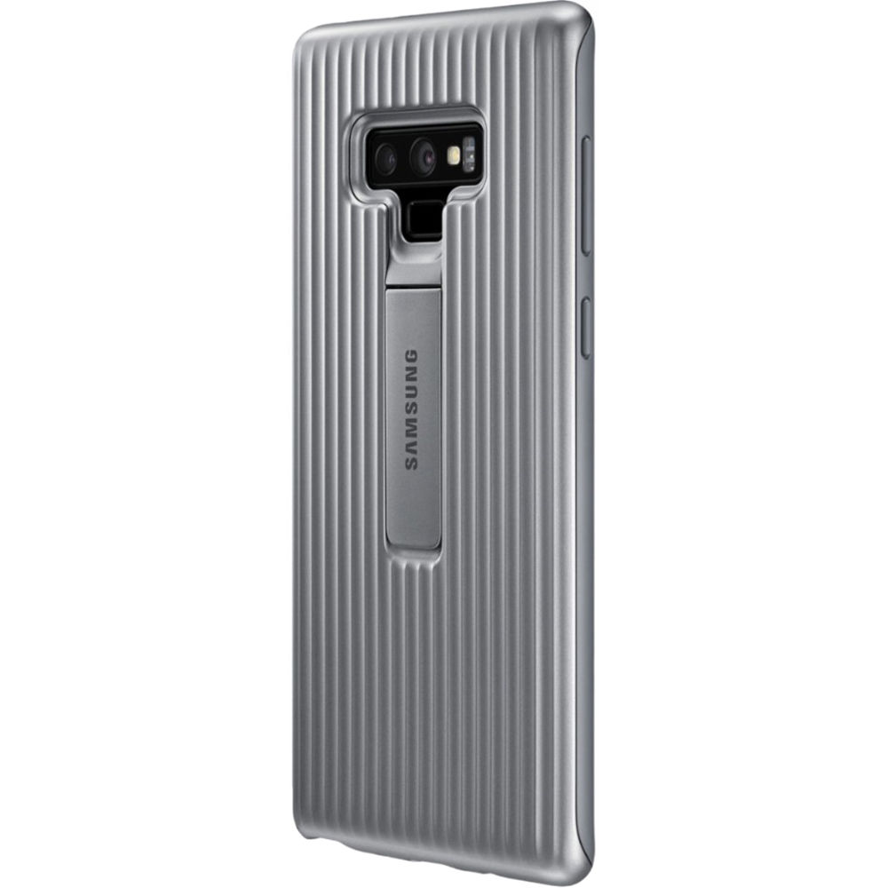 online store 38371 1c4be Samsung Rugged Protective Case for Galaxy Note9 (Silver)