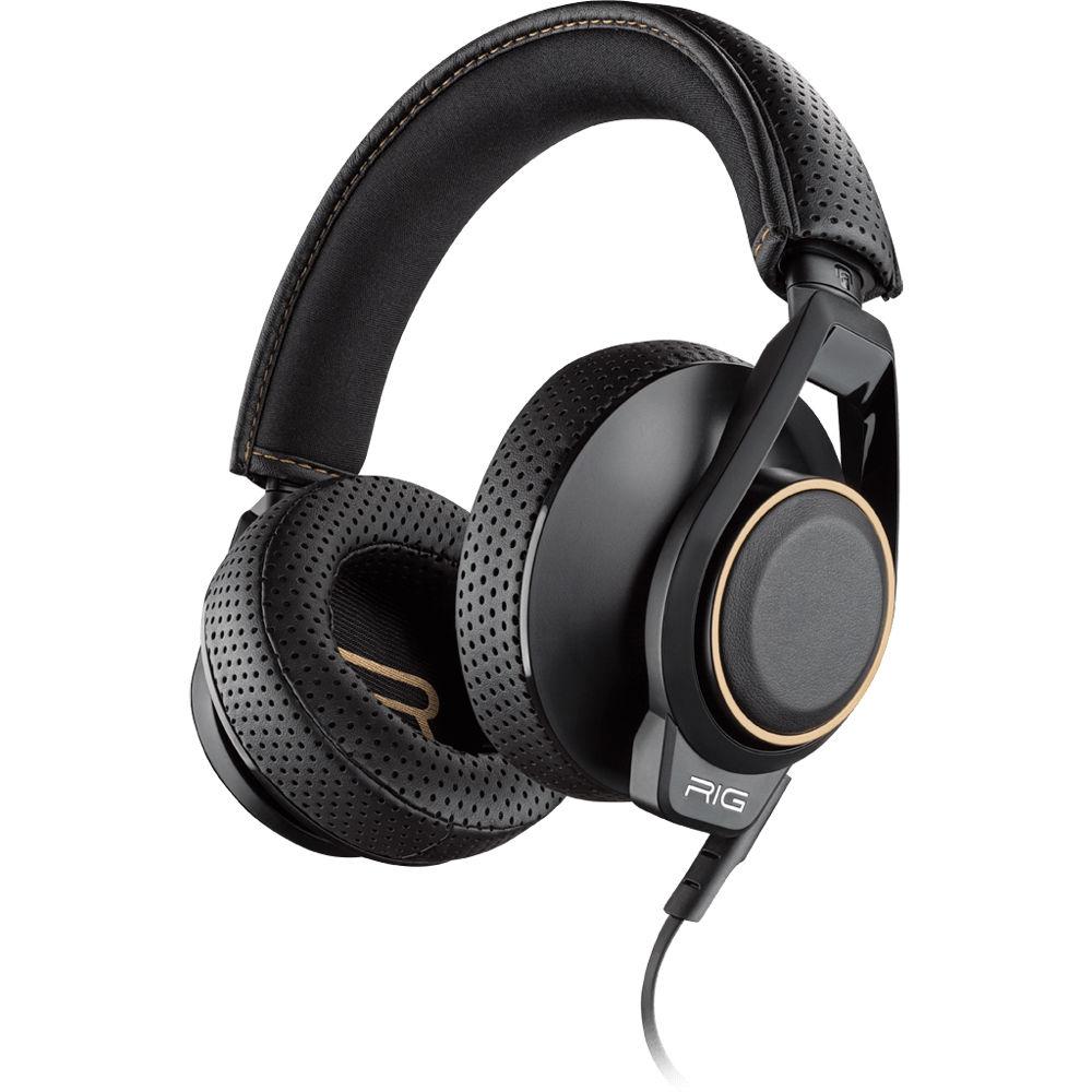 Plantronics RIG 600 Headset [Review XQ9rP