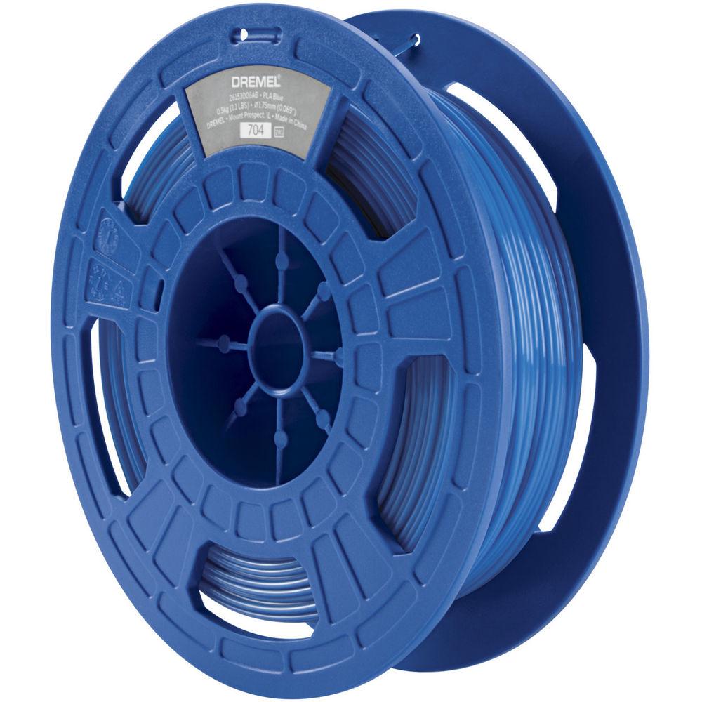 Dremel 3D 1 75mm PLA Filament (Dremel Blue)