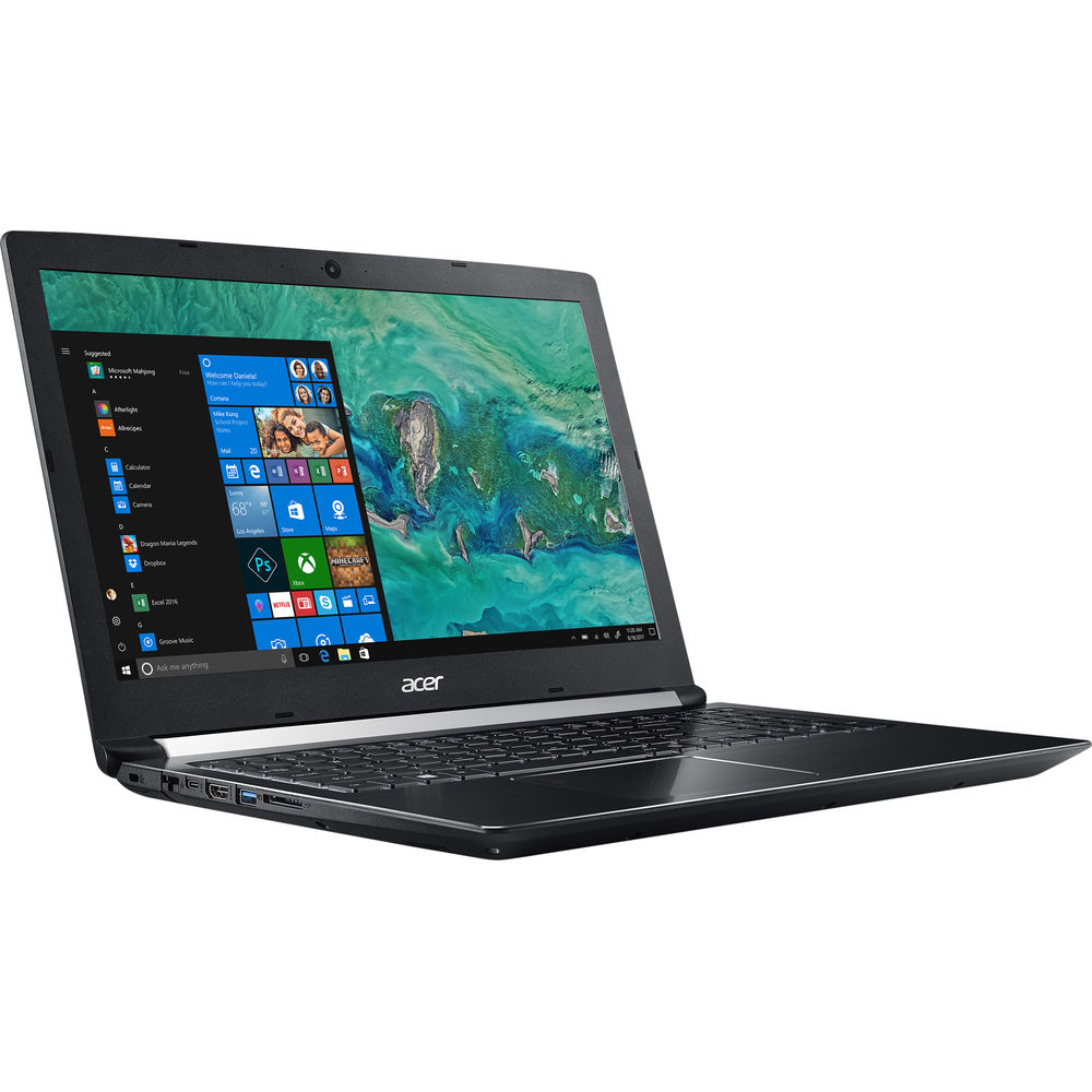 Acer 15 6 Aspire 7 Series Notebook Nh Gxcaa 004 B H