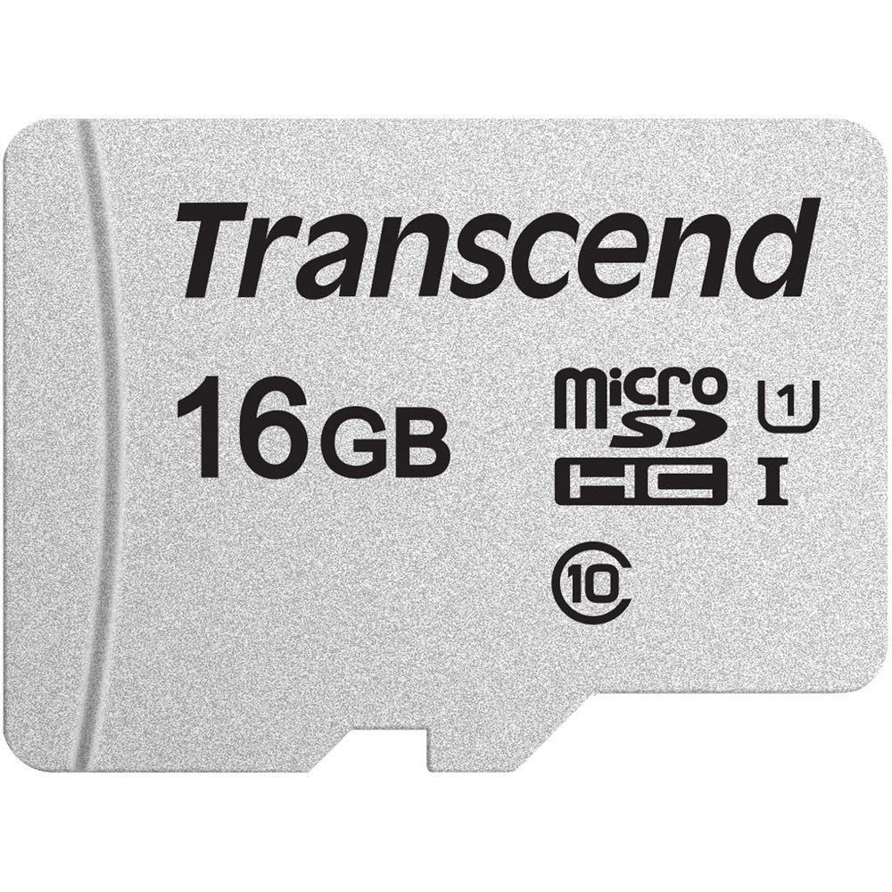 Transcend 512GB microSDXC//SDHC 300S Memory Card Speicherkarte TS512GUSD300S mit Adapater bis zu 95 MBs lesen und 40 MBs schreiben