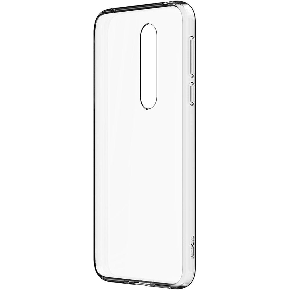100% authentic 97223 408d6 Nokia 7.1 Clear Case