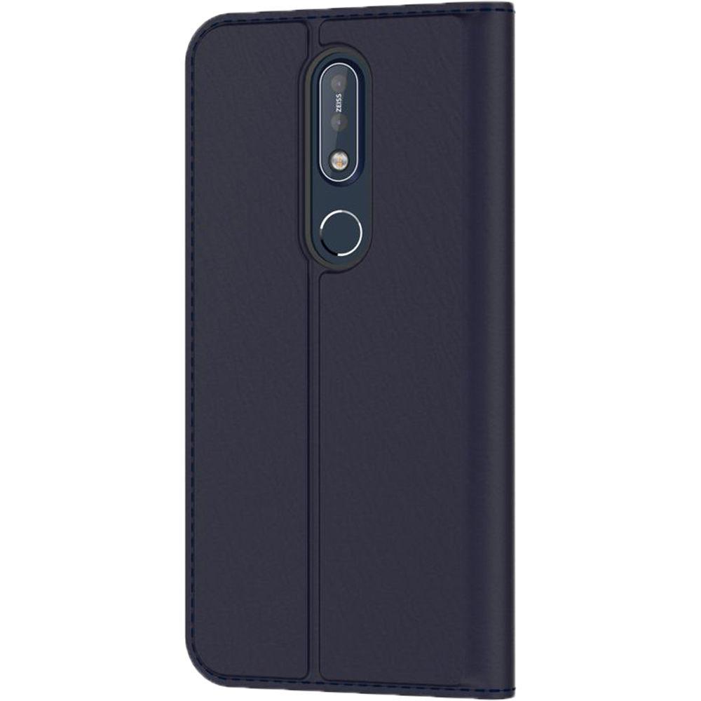 buy popular 42e24 149d7 Nokia 7.1 Entertainment Flip Cover (Blue)