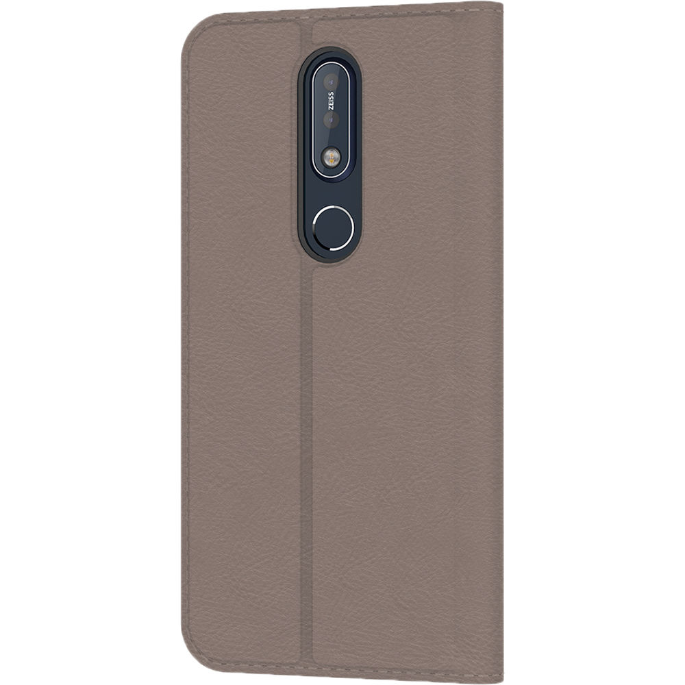 sale retailer 37658 18eb4 Nokia 7.1 Entertainment Flip Cover (Grey)