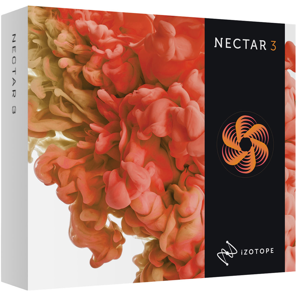 Izotope NECTAR 3 ELEMENTS Vocal Channel Strip Plugin PC /& MAC