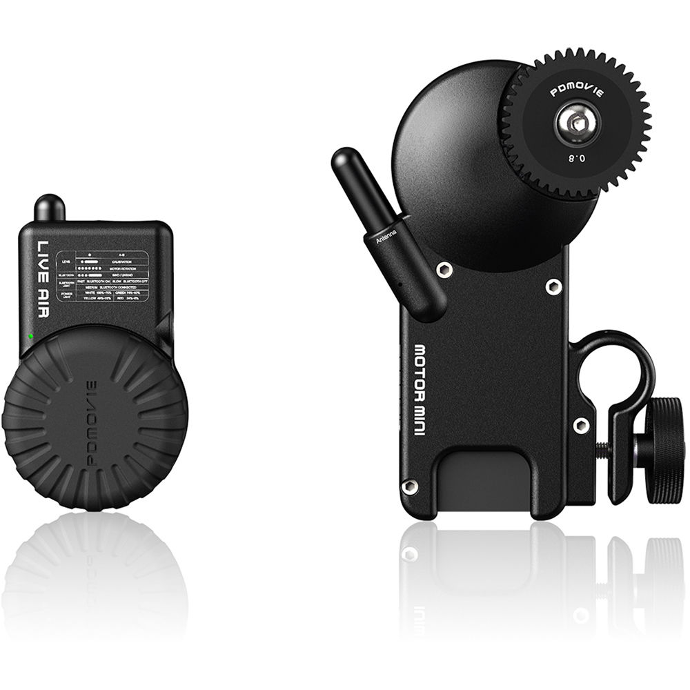 ikan PD Movie LIVE AIR 1-Channel MOTOR MINI with Zoom Controller Kit