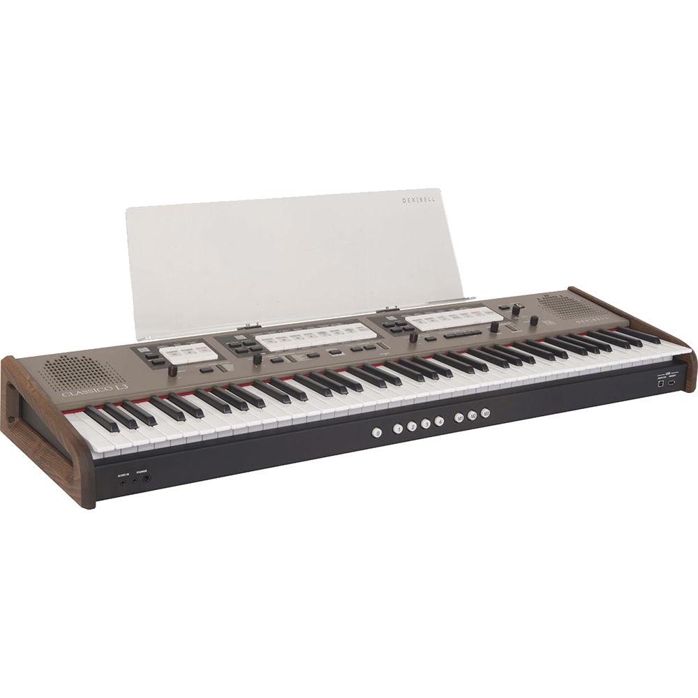 Dexibell CLASSICO L3 76-Key Digital Organ