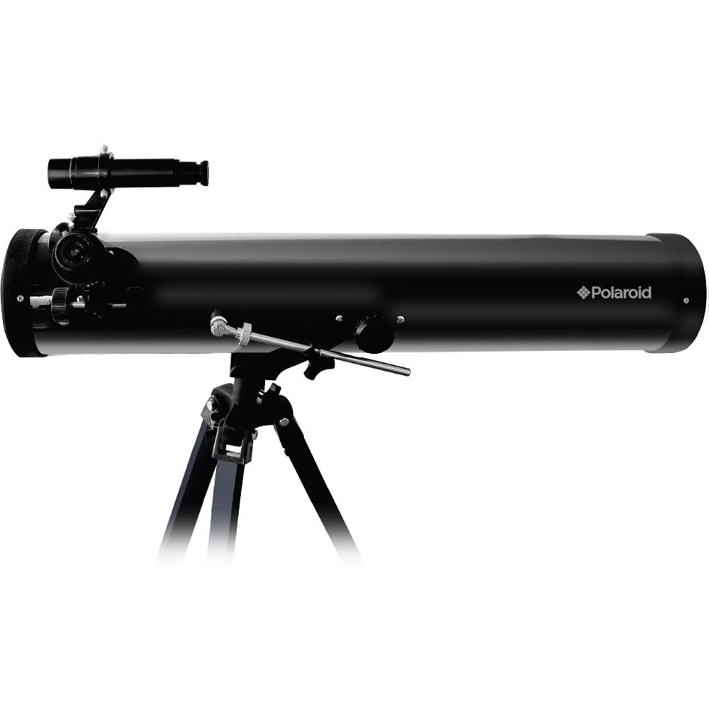 Polaroid 76700 60mm f/9 Reflector Telescope