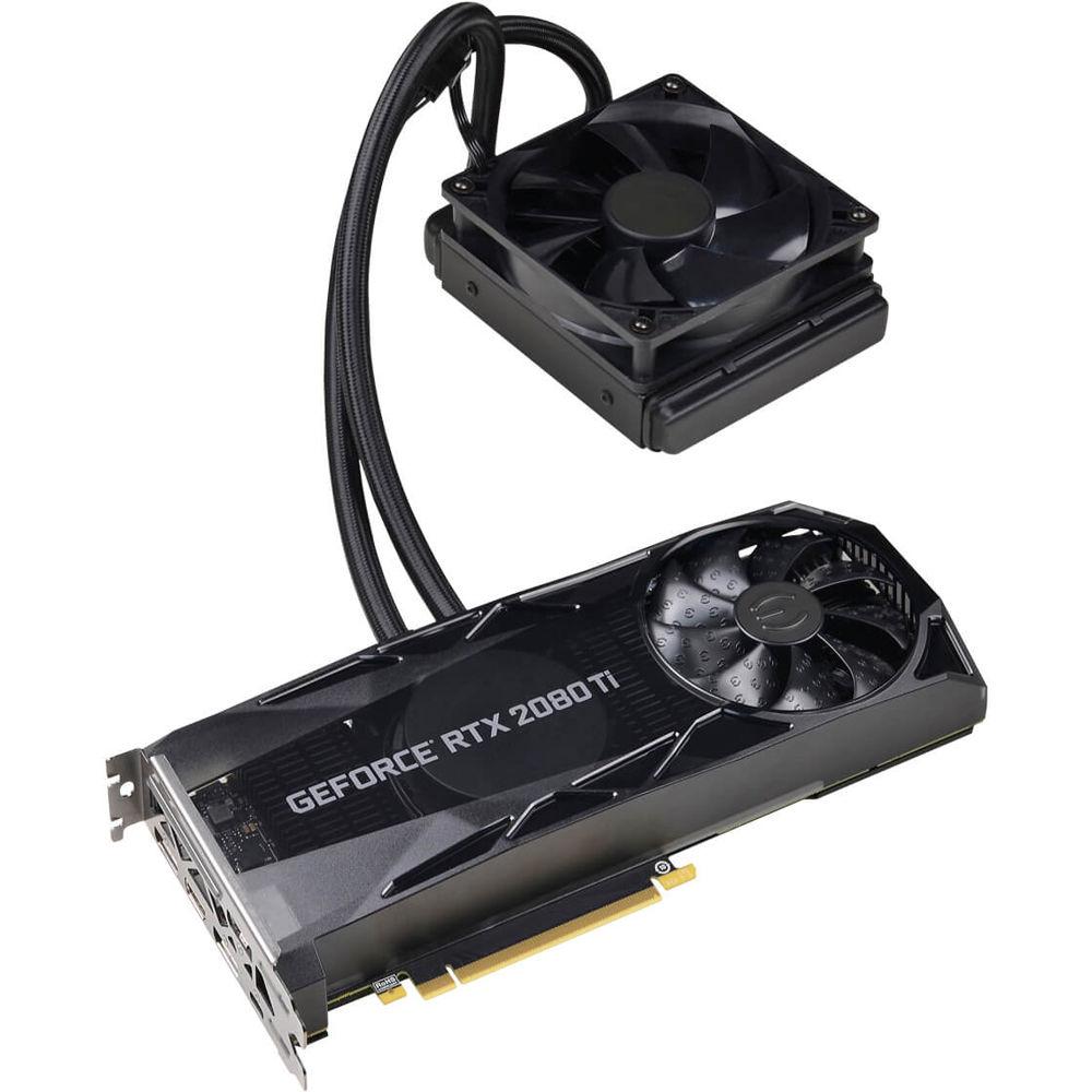 EVGA GeForce RTX 2080 Ti XC HYBRID GAMING Graphics Card