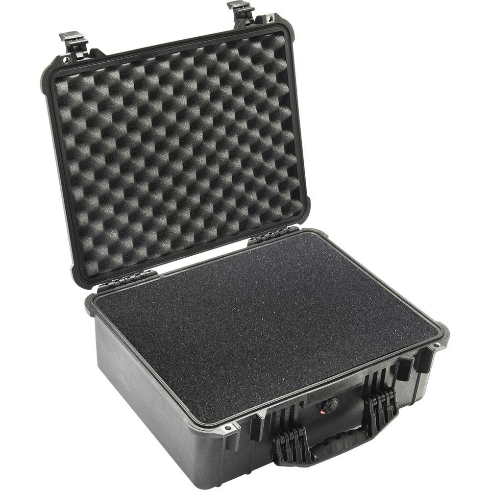 buy popular 77ffb 83761 Pelican 1550 Case with 4-Piece Foam Set (Black)