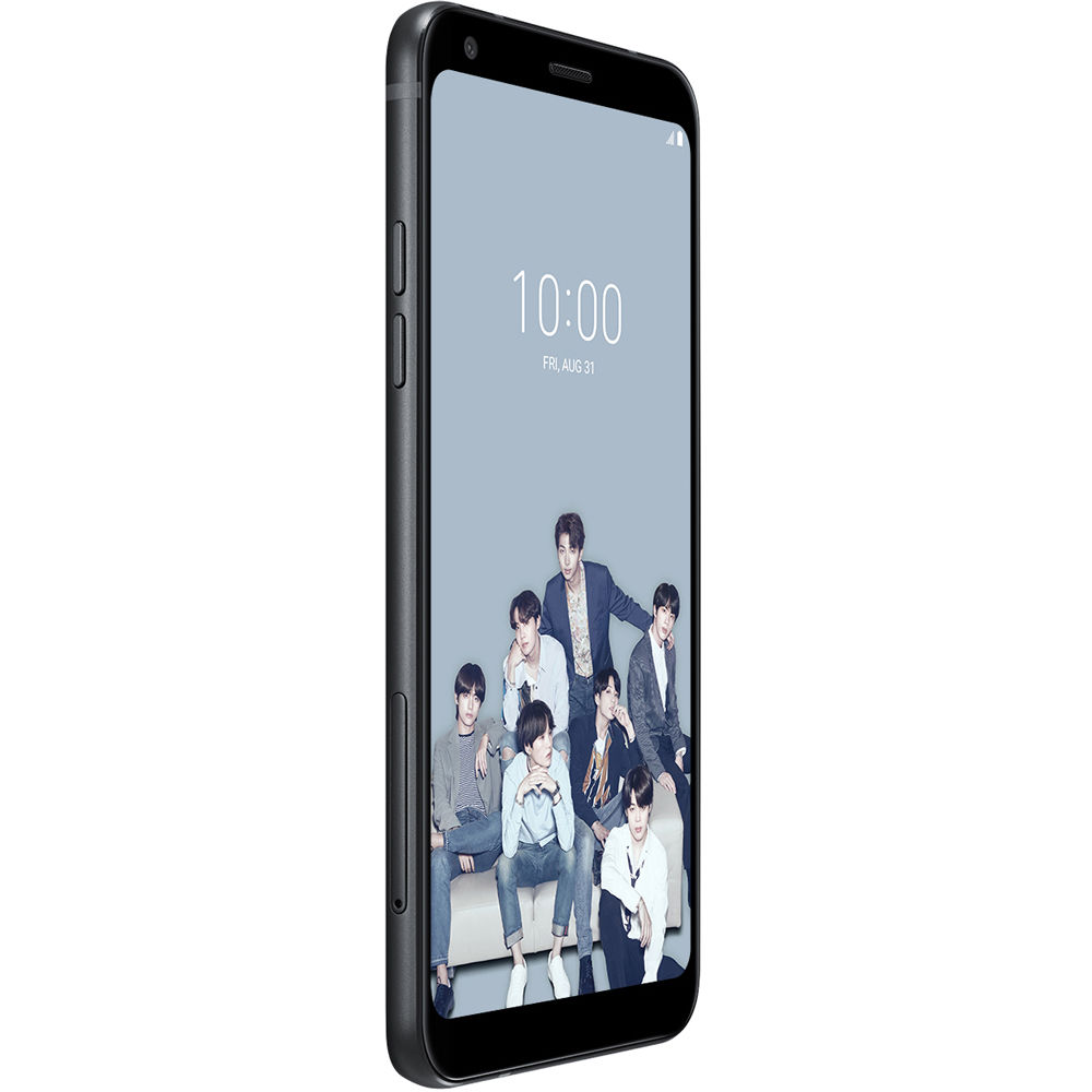 LG Q7+ BTS Edition 64GB Smartphone (Unlocked)