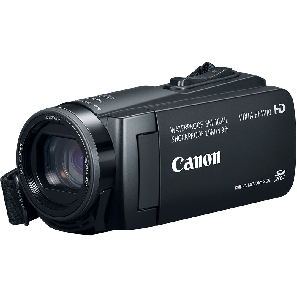 Canon U.S.A., Inc.   VIXIA HF W10