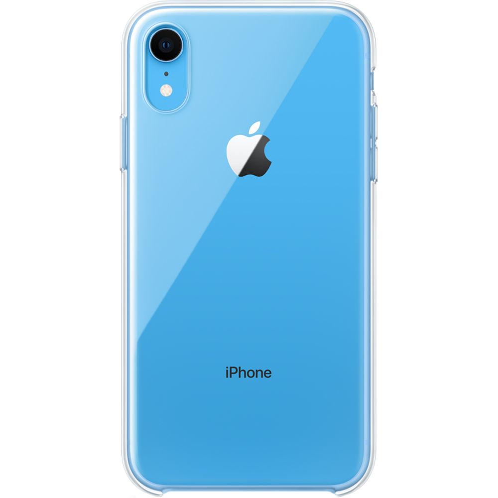 Apple Iphone Xr Clear Case Mrw62zm A B H Photo Video