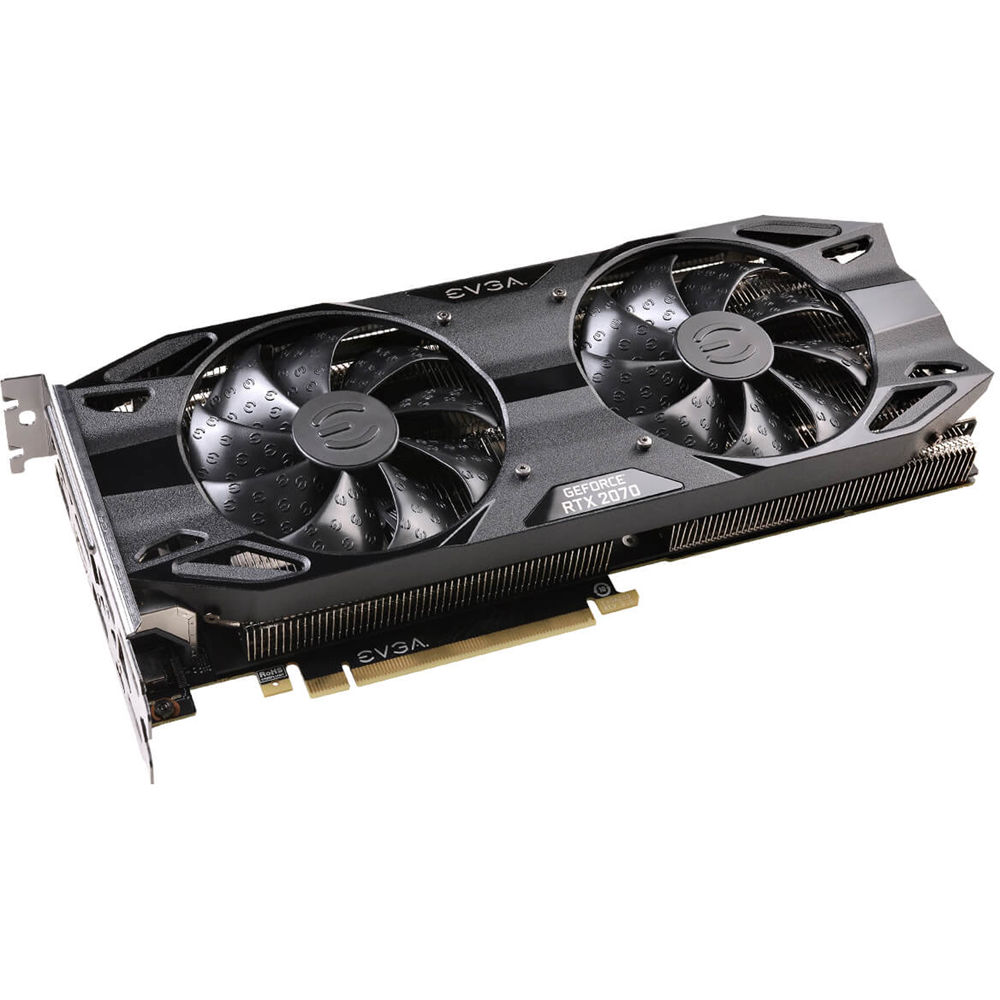 EVGA GeForce RTX 2070 XC BLACK EDITION GAMING Graphics Card