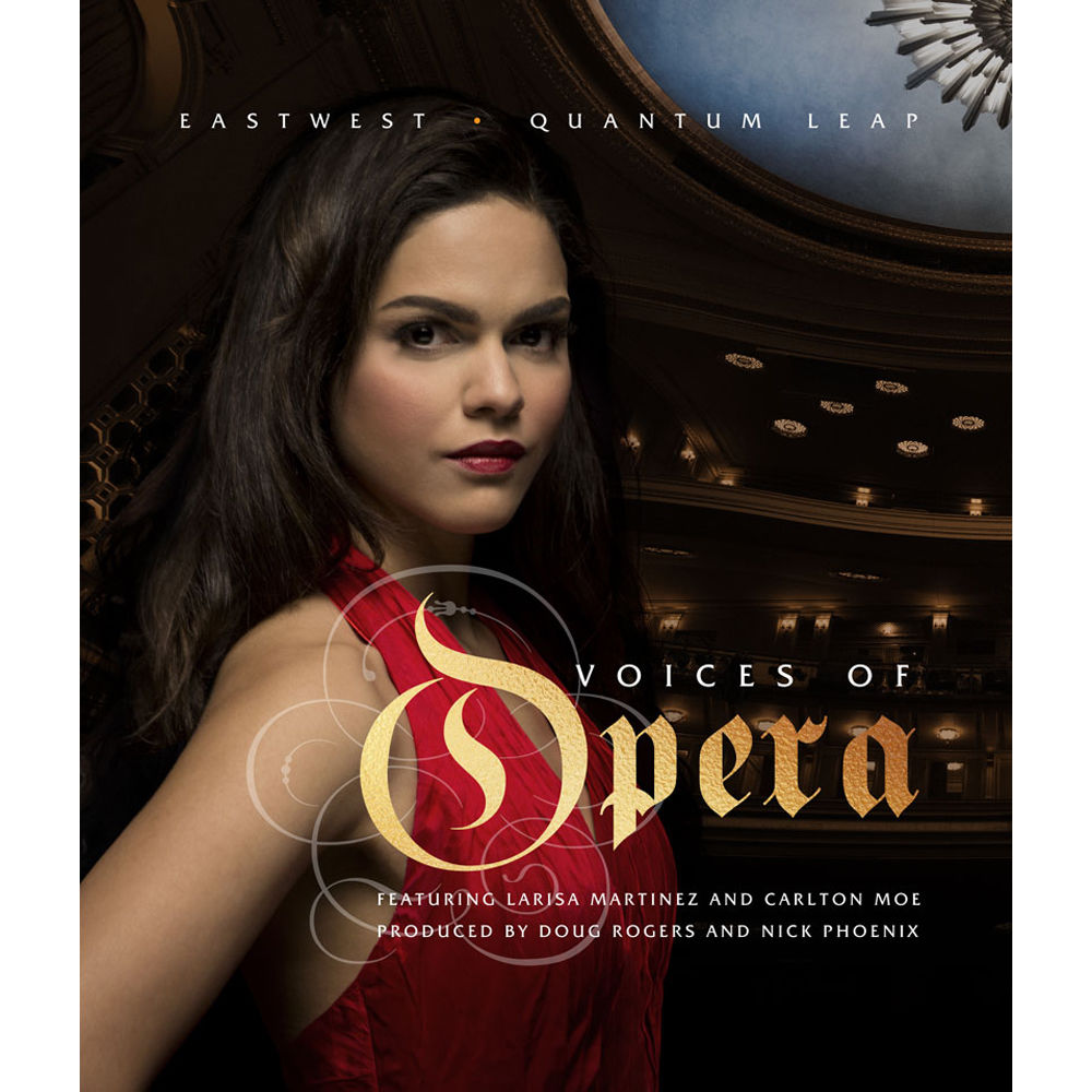EastWest Voices of Opera - Virtual Voices EW-313D B&H Photo Video