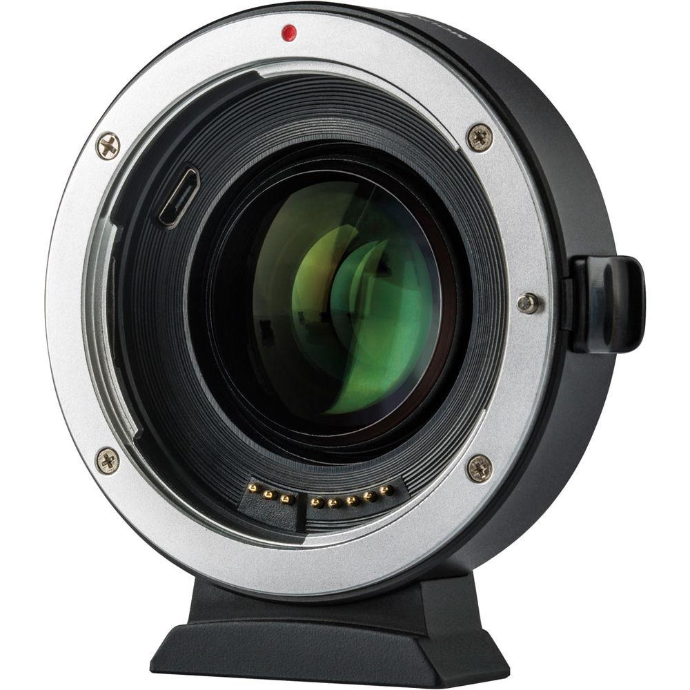 Viltrox Ef E Ii 0 71x Lens Mount Adapter For Can Ef E Ii B H