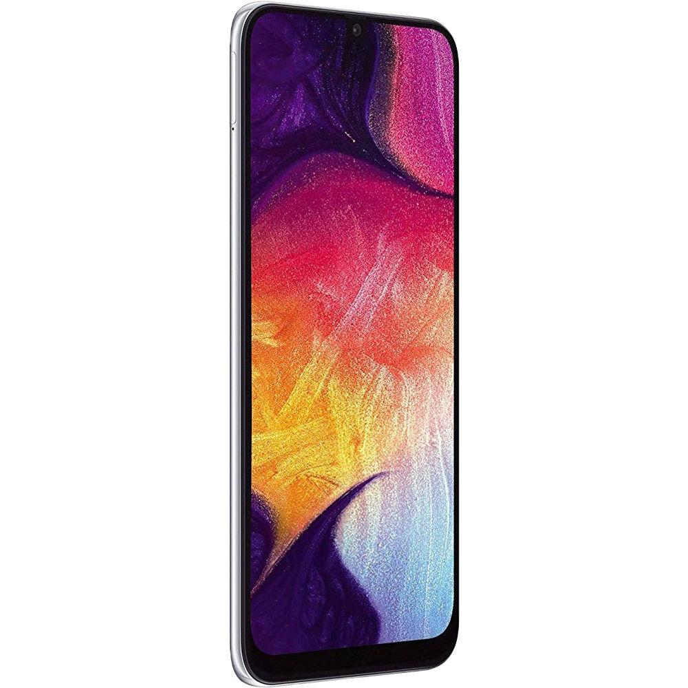 Samsung Galaxy A50 Sm A505g Dual Sim 64gb Smartphone Unlocked White