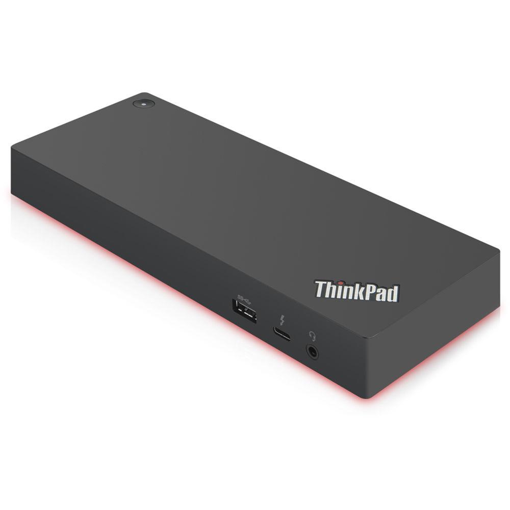 Lenovo ThinkPad Thunderbolt 3 Dock Gen 2 with Dual UHD 4K Display  Capability (135W)