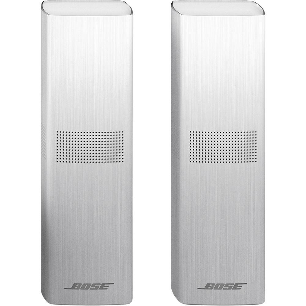 Bose Surround Speakers Black works with Soundbar 500 or 700