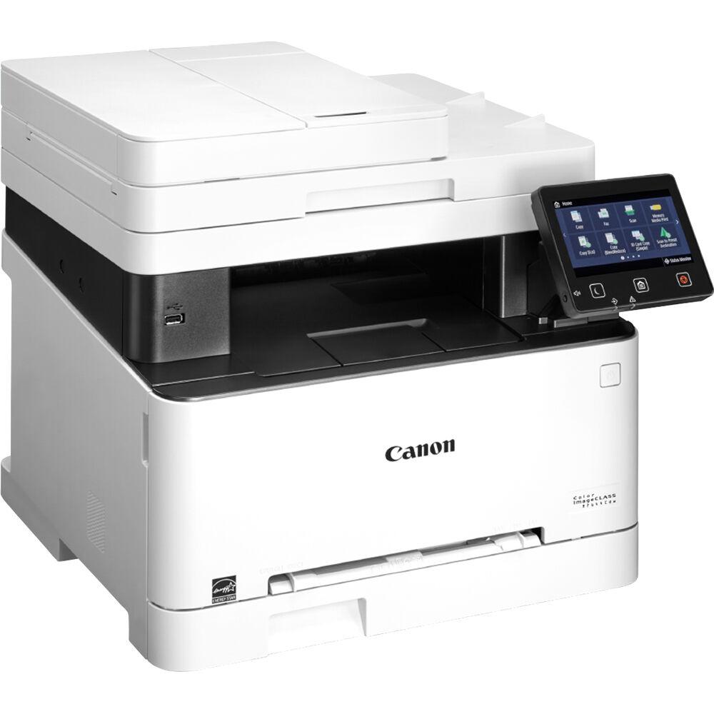 Best Color Laser Printers 2020.Canon Imageclass Mf644cdw Multifunction Color Laser Printer