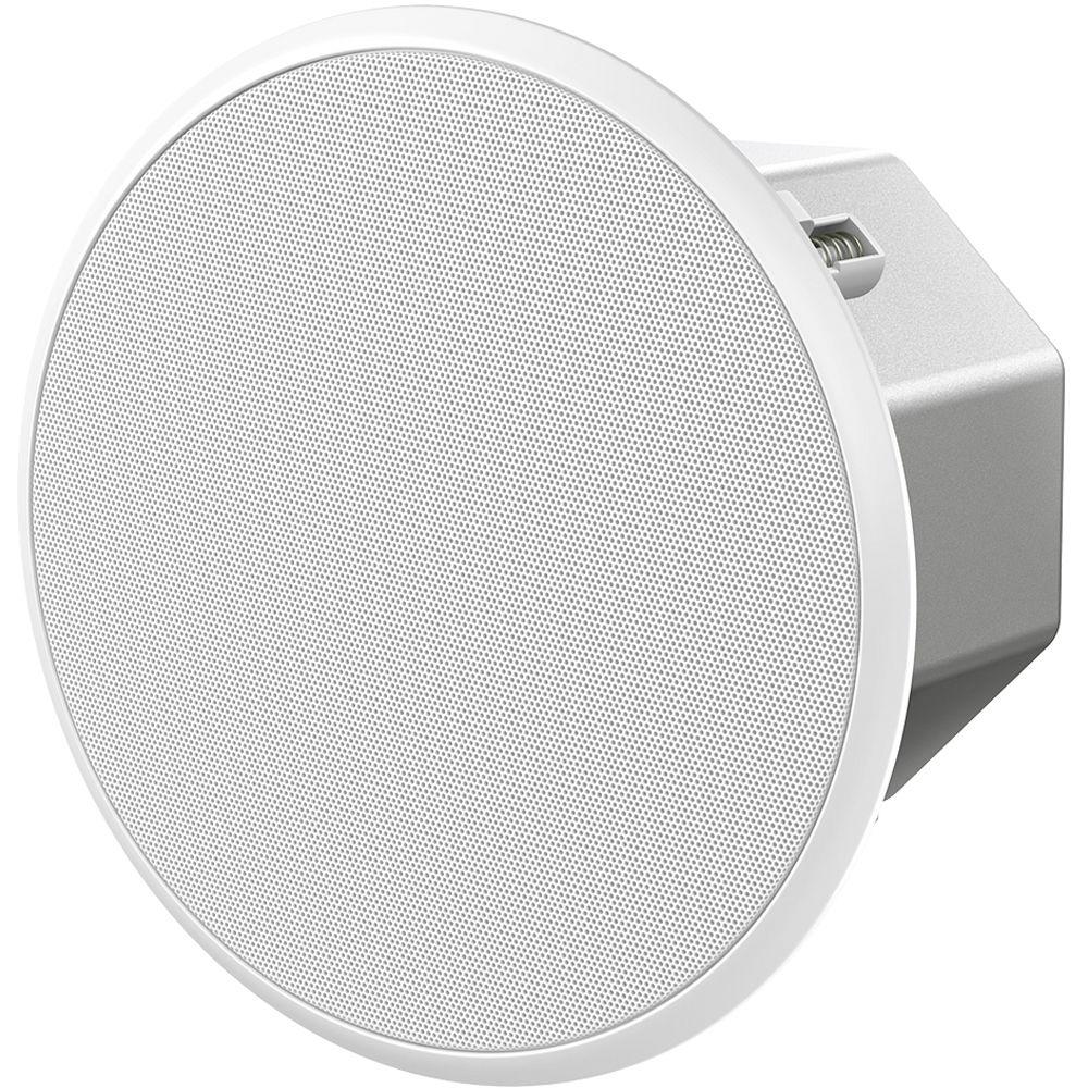 Pioneer Dj 6 5ceiling Speaker 70v 100v Or 16 Ohm White