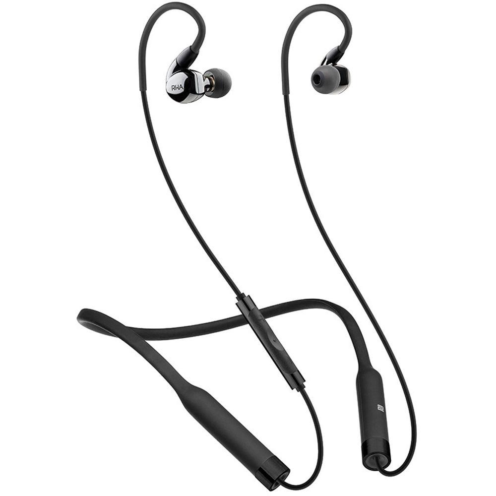 RHA CL2 Planar Wired/Wireless In-Ear Headphones 602020 B&H Photo