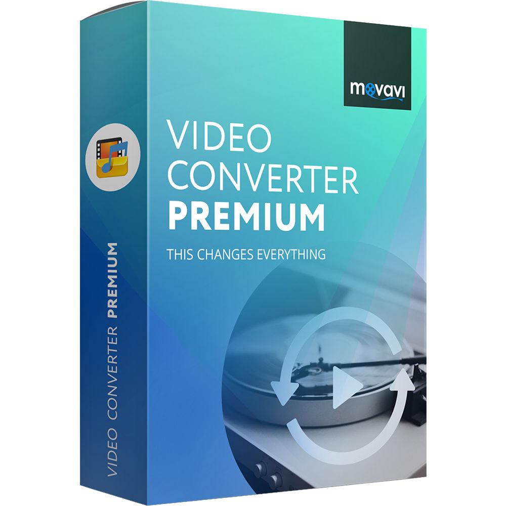 Movavi Video Converter 2020 for Mac MVCM20PE-ESD B&H Photo Video