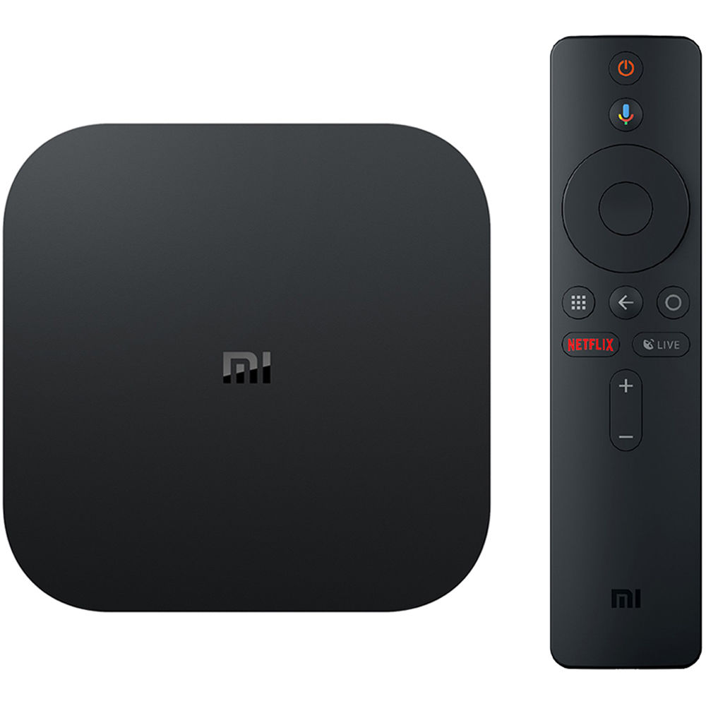 Xiaomi Mi Box S Streaming Media Player B07KLWGGYS B&H Photo Video