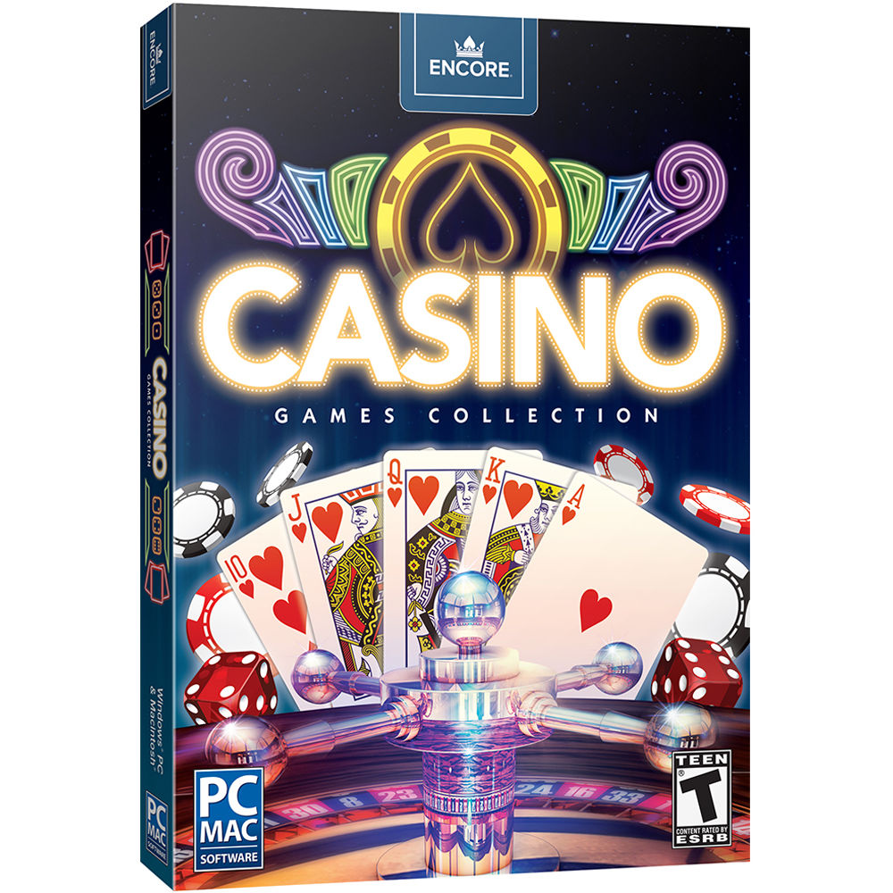 Casino Game Collection Pc