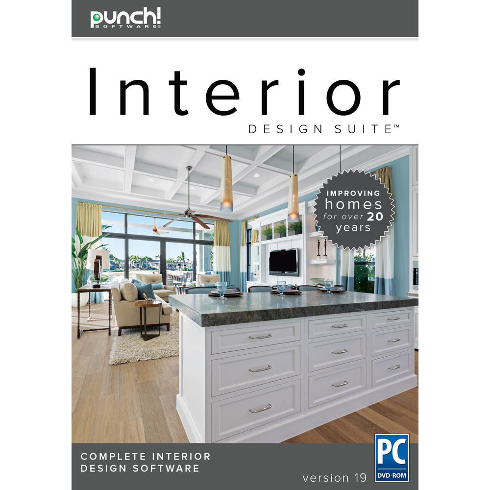 Encore Punch Interior Design V19 For Windows Download 0043290