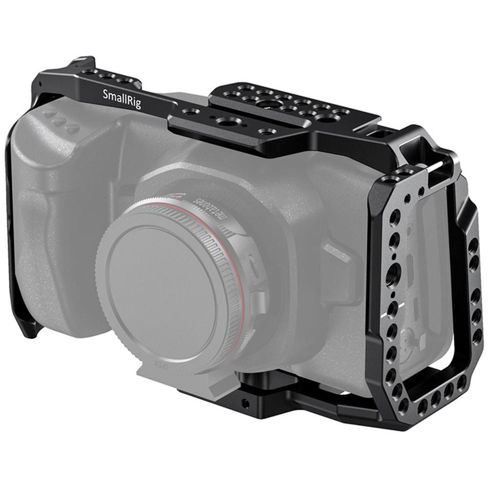 Smallrig Full Cage For Blackmagic Pocket Cinema Camera 6k 4k