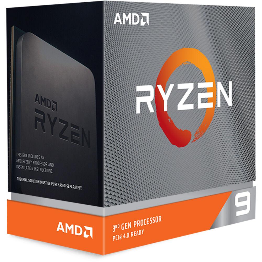 Amd Ryzen 9 3900xt 3 8 Ghz 12 Core Am4 Processor