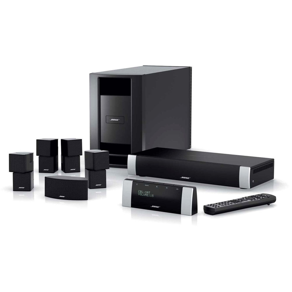 Lifestyle: Bose Lifestyle V30 Home Theater System (Black) 41794 B&H Photo