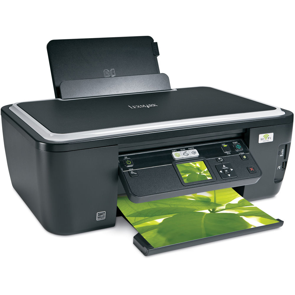 Lexmark S505 Intuition Wireless All-in-One Inkjet Printer