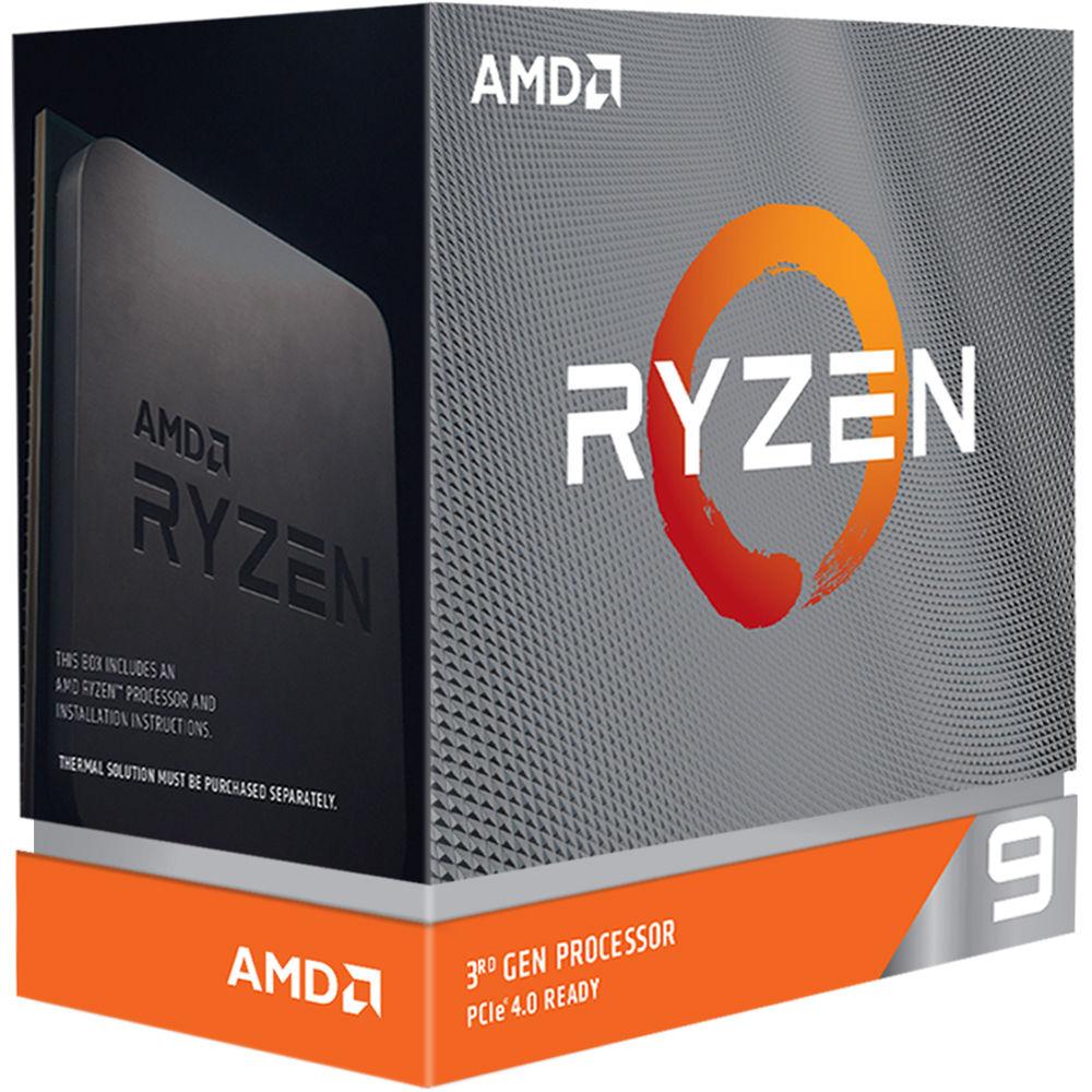 Amd Ryzen 9 3950x 3 5 Ghz 16 Core Am4 Processor 100 100000051wof