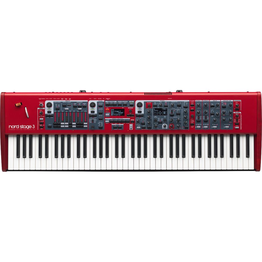 Nord Stage 3 piano HP76 76-