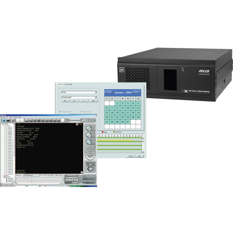 Pelco 24-Channel HVR/250GB