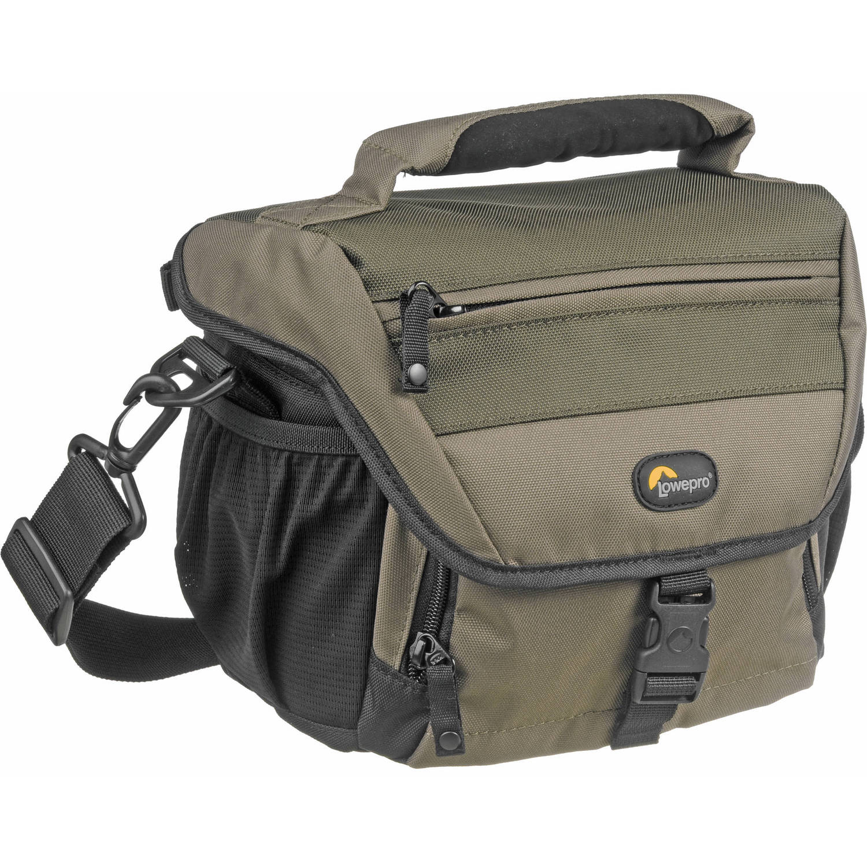 Lowepro Nova 180 AW Camera Bag Chestnut Brown