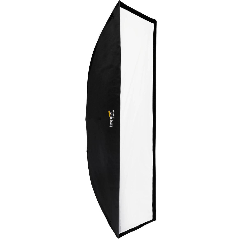12 x 36 6 Pack Impact Luxbanx Duo Small Strip Softbox Lighting ...