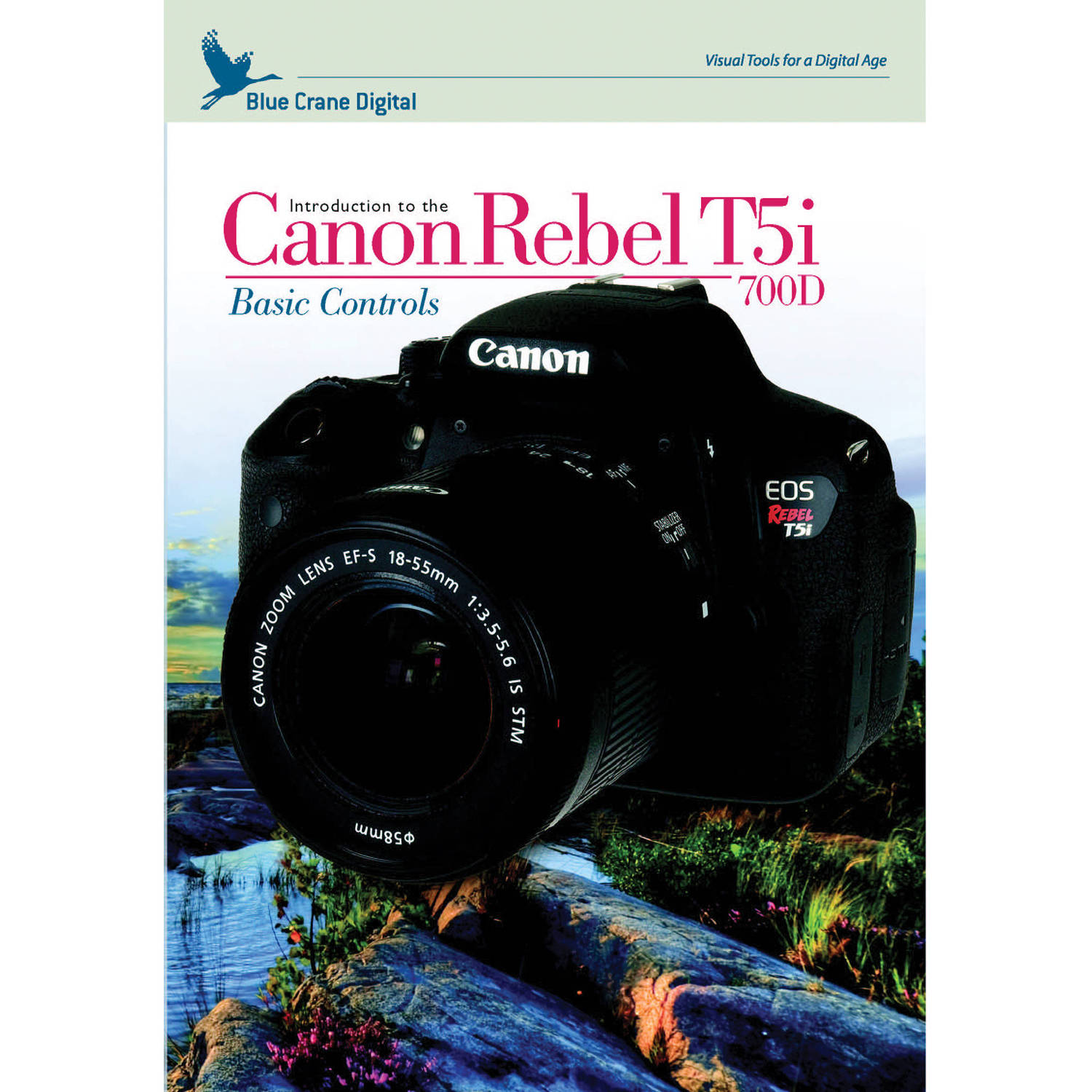 Introduction to the Canon 450D//1000D Blue Crane Training DVD