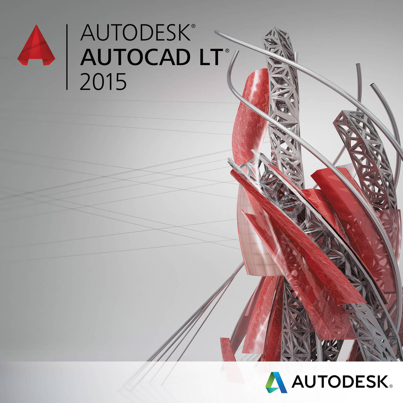 Autodesk AutoCAD LT 2015 (DVD)
