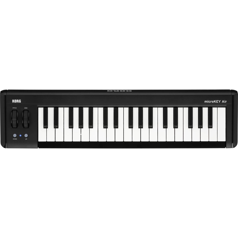 Korg microKEY Air-25 Bluetooth Midi Keyboard Controller