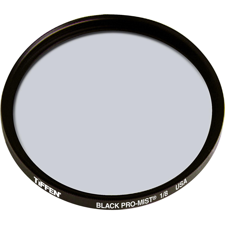 Tiffen 72BPM18 Black Pro Mist 72 mm Filtro suavizador de imagen 1//8