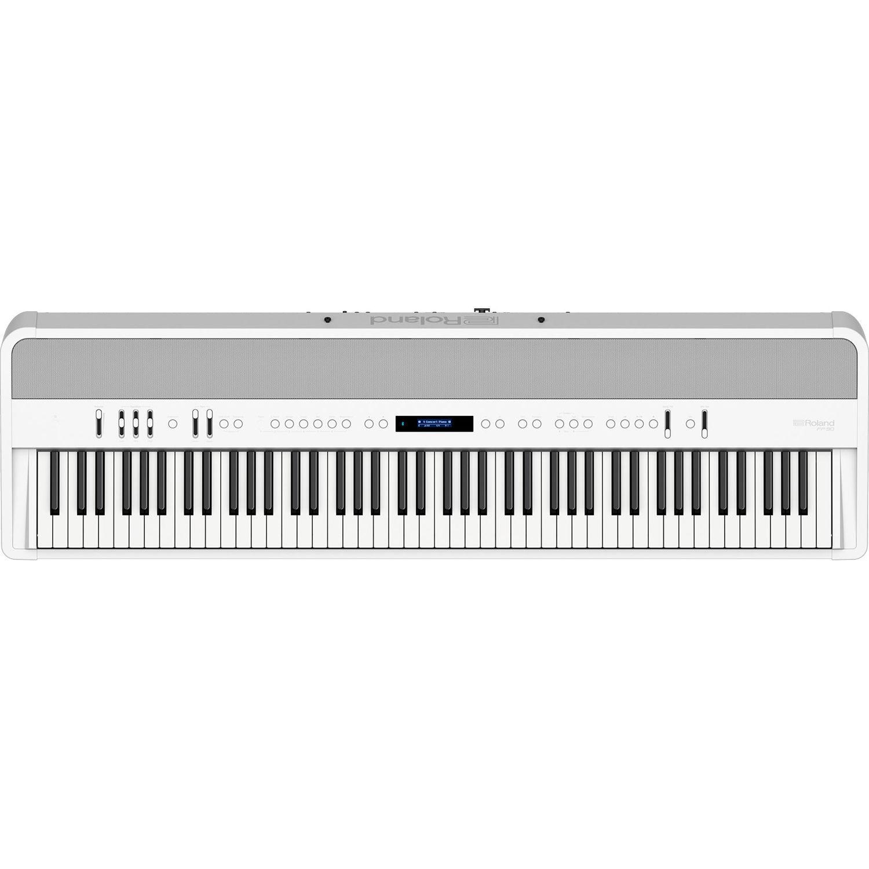 Roland FP-30 Digital Piano (White)
