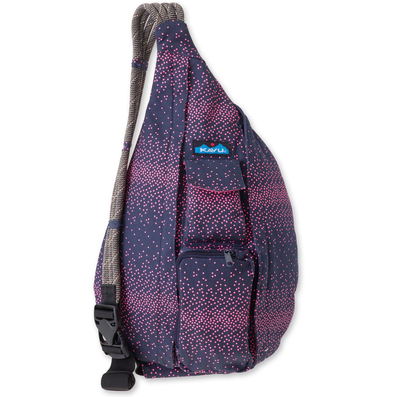 Kavu Rope Bag Hot Dots