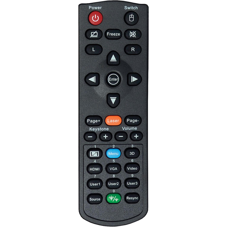 Remote Controls Office Electronics TW556-3D X401 EX555 X501 TW635 ...