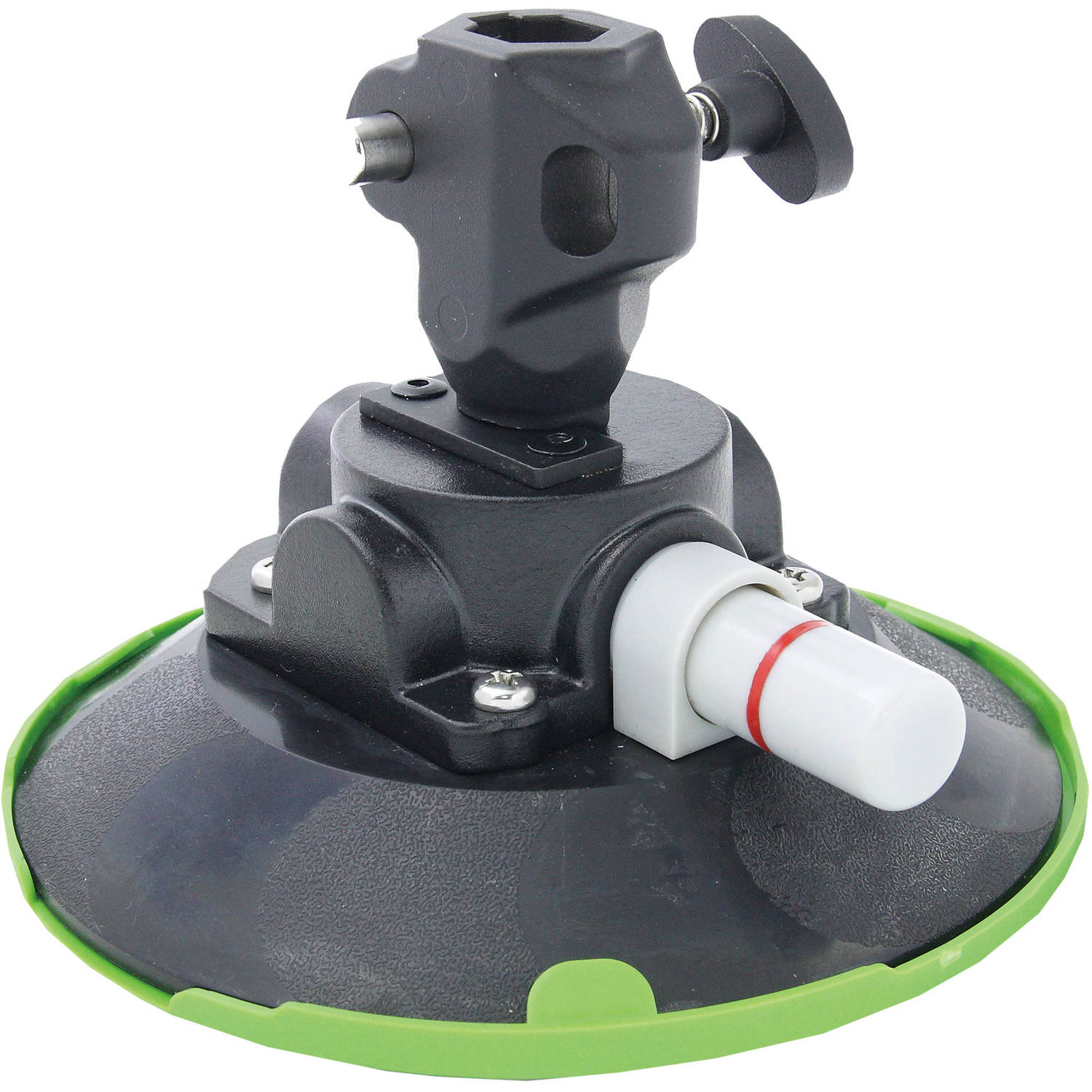 Kupo KG084011 9 Suction Cup with 5//8 Baby Pin Black